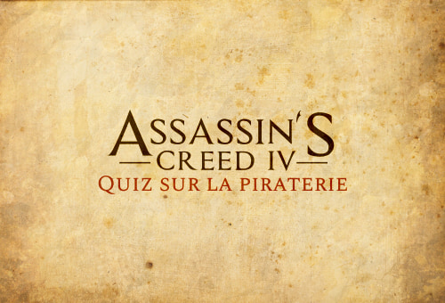 Quiz Assassin's Creed