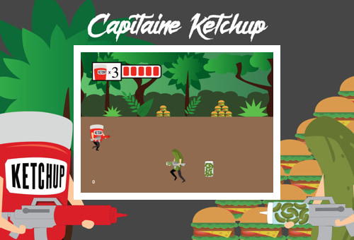 Capitaine Ketchup